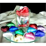 Pink Lady Chocolate Hearts 1kg