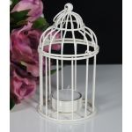 Cream Miniature Birdcages
