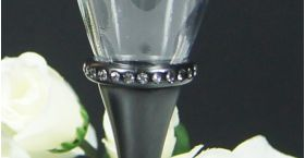 Close up of Diamonte Band
