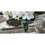Four Hearts Cake Knife Set
