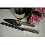 Diamond Base Cake Knife Set